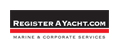 REGISTER A YACHTS